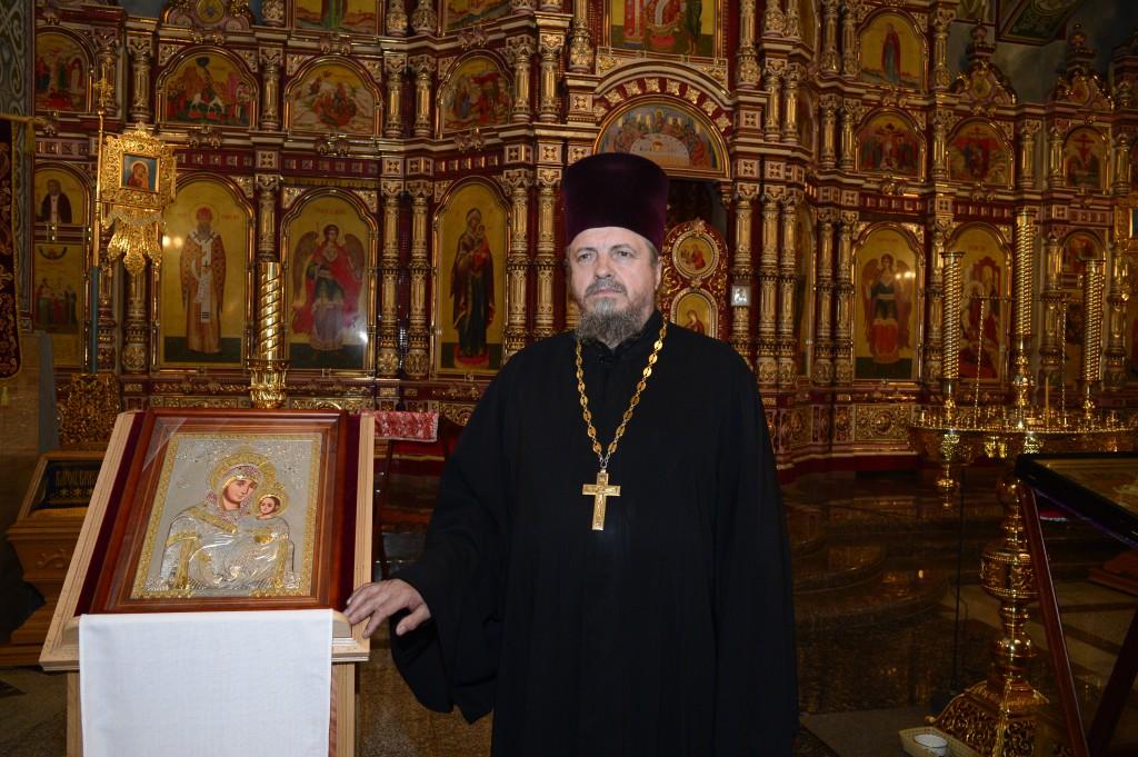 Протоиерей Иоанн (Пронькин), священник храма Воскресения Христова