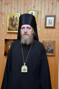 Его Преосвященство Владыка Иоанн, епископ Воркутинский и Усинский